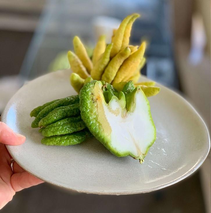 מתכון לסוכריות מפרי לימון בודהה מוזר ומעניין שעושים ממנו סוכריות לימון מסוכרות