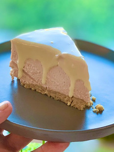 עוגת גבינה ושוקולד רובי