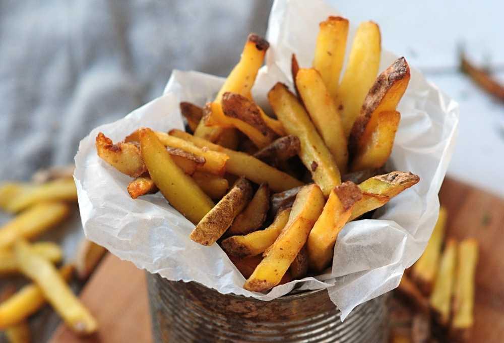 מתכון ומדריך של צ'יפס מושלם הכי פריך ציפס תפוחי אדמה מעולה ומדוייק
