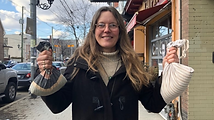 Roncesvalles resident trying to make 'a good deal for nature' by cutting plastic waste
