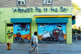 Wanda's Pie in the Sky