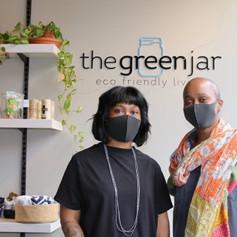 Green Jar owners