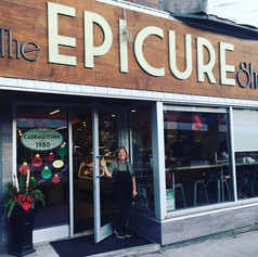 The Epicure Shop in Cabbagetown