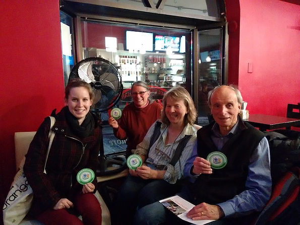 SCR volunteers with stickers Jan-2020 -