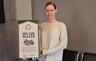 Roncesvalles Dental Centre tackles hard-to-recycle oral care waste