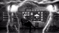Nikola Tesla's Childhood Cat