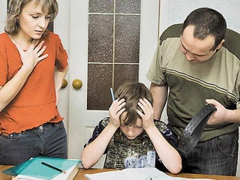 Стресс влияет на учебу!