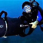 PADI Diver Propulsion Vehicle (DPV) Course