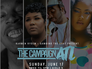#TheCampaignATL 6/17