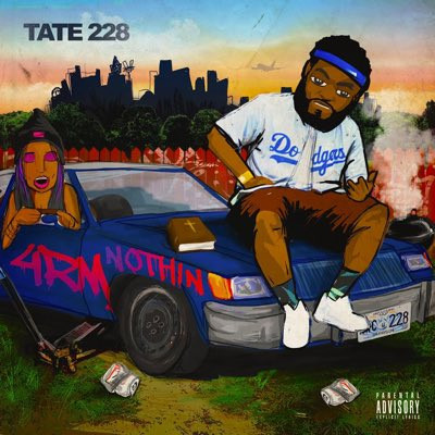4RM Nothin (EP) - Tate228