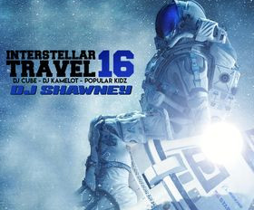 Interstellar Travel 16 Mixtape - The Promo Vatican