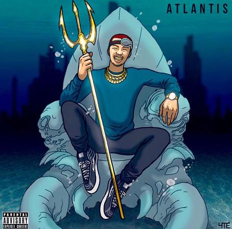 Atlantis EP - Shac From Da 3