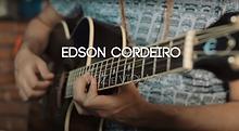 Clipe voz e violão Edson Cordeiro