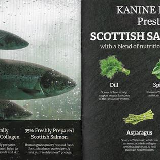 Kanine Komplete Prestige 65 Scottish Salmon Puppy