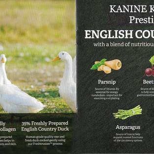 Kanine Komplete Prestige 65 English Country Duck Adult