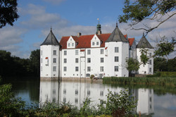 Besuch im Schloss