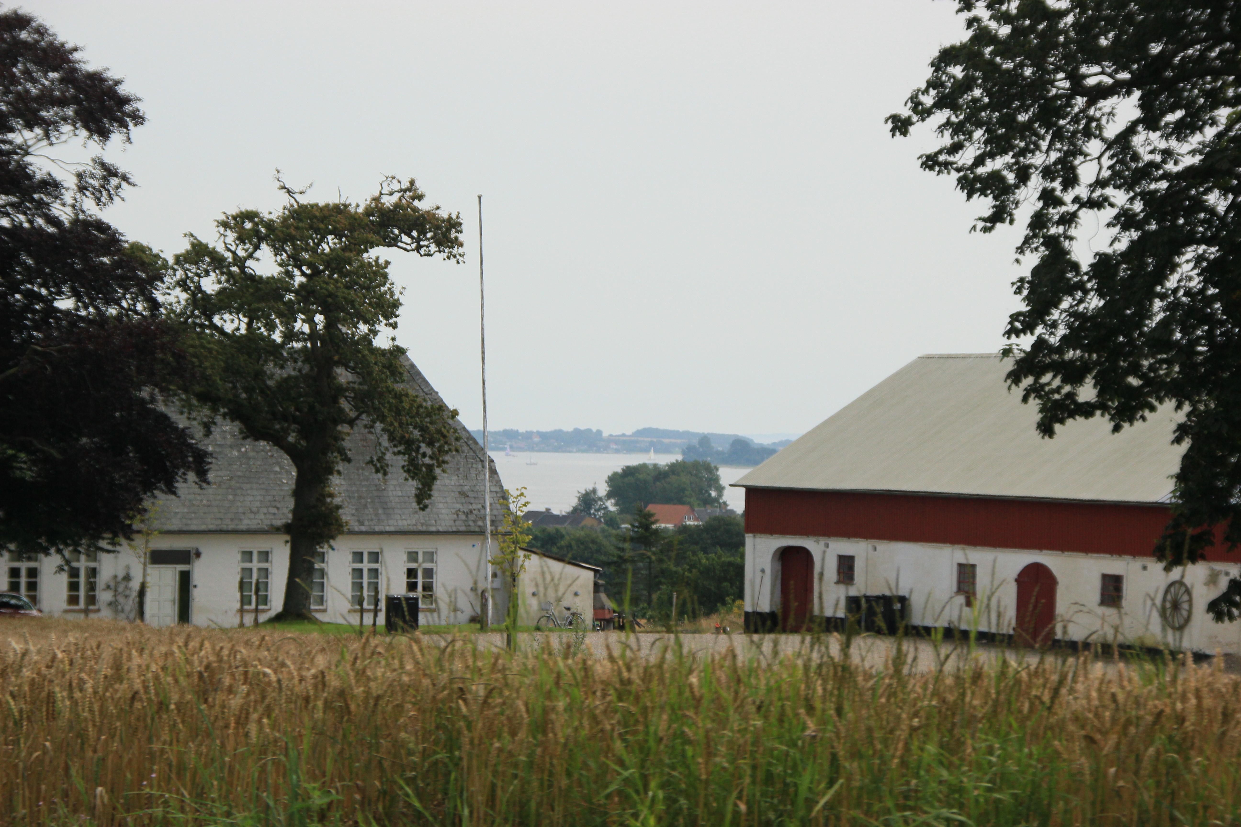 Gutshof in Angeln