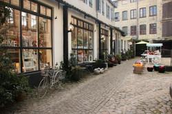 Flensburger Hinterhöfe