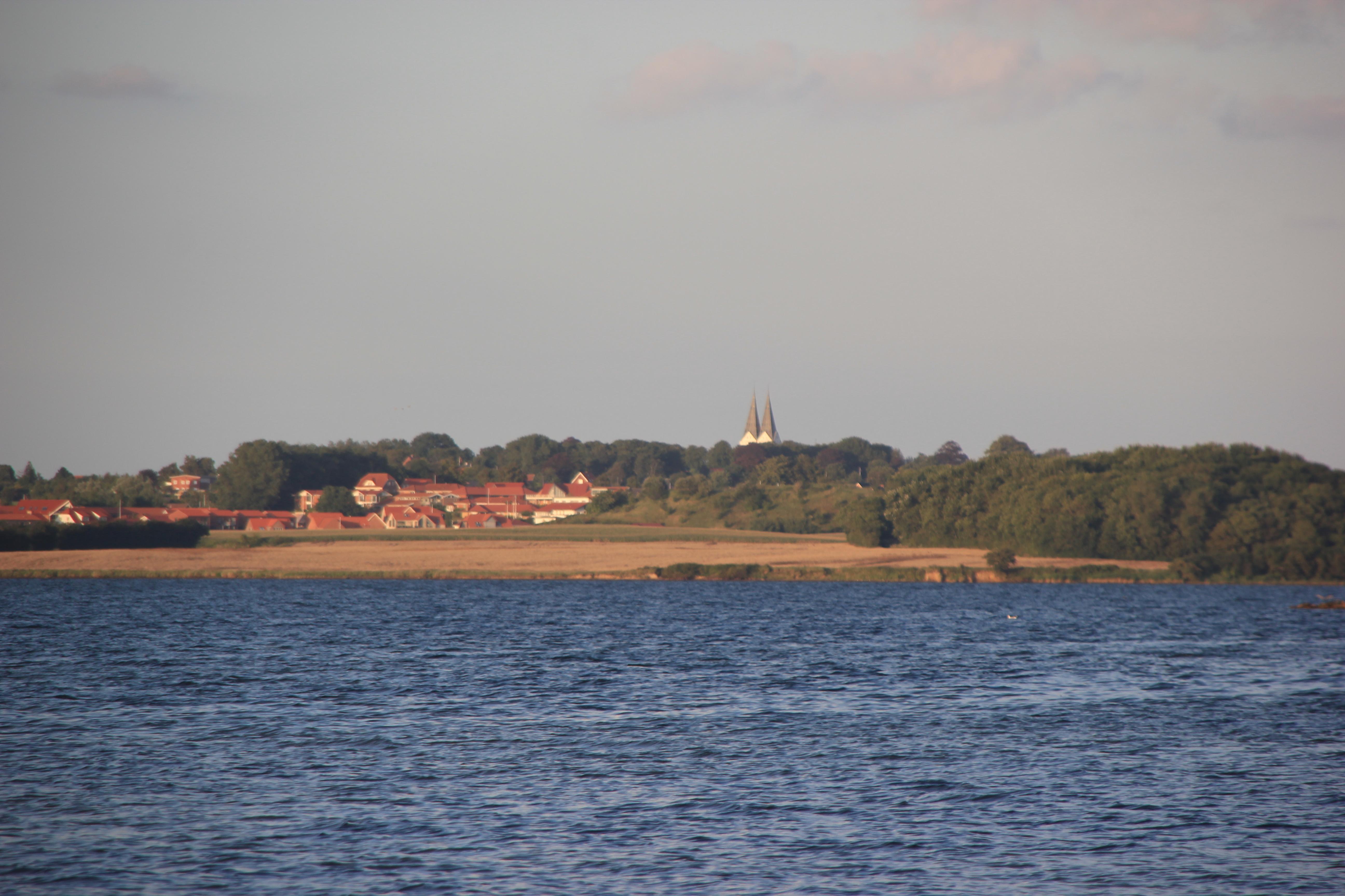 Blick nach Dänemark