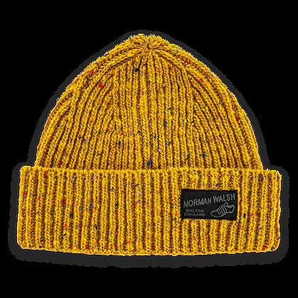 wool bob hat