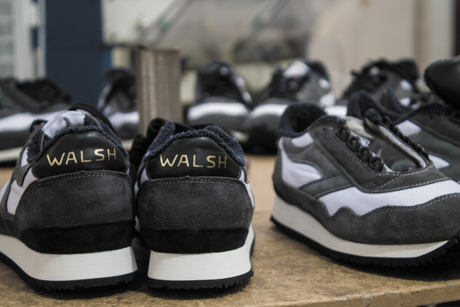 WALSH AT DOVER STREET MARKET