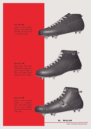 """Goal Kickers"" Print"