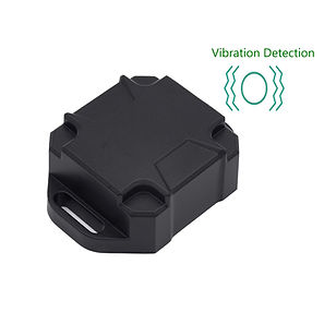 Website Beacon with Vibration Detection.