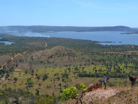 Povoado dos Pilões é um santuário para os amantes do ecoturismo