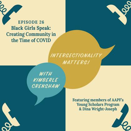 "Transcript from IMKC ""Black Girls Speak: Creating Community in the time of COVID"""