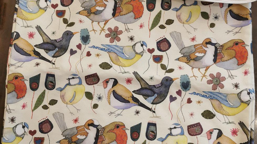 Emma Ball Bird design Craft Bag