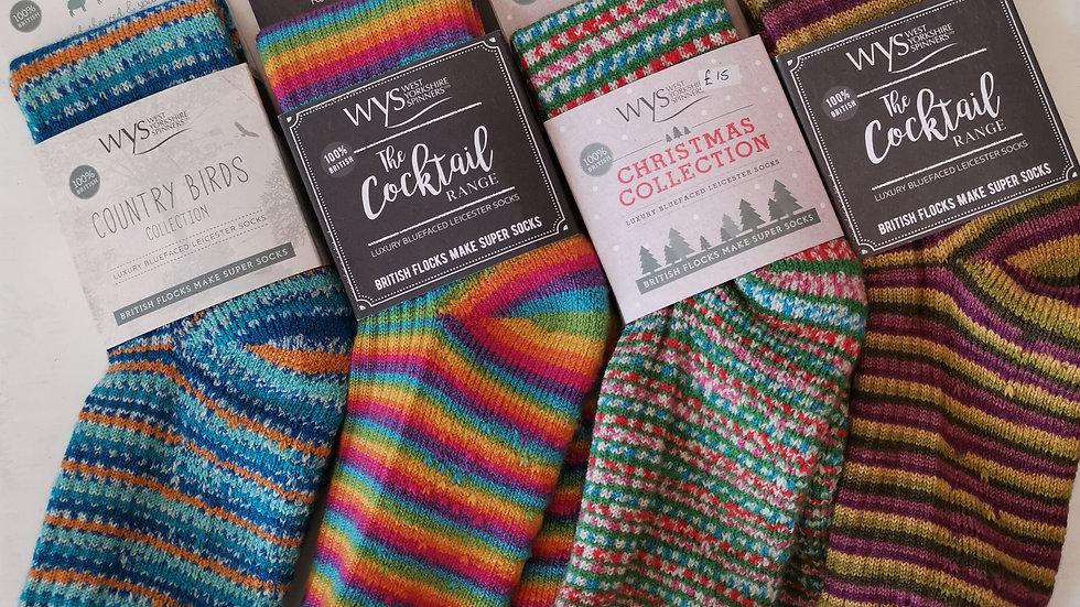 WYS Walking Socks