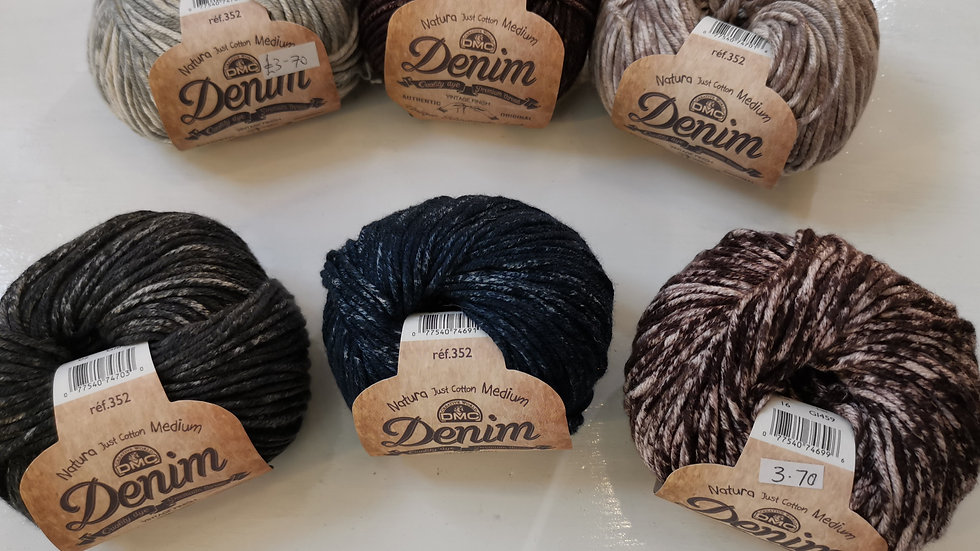DMC Denim Cotton