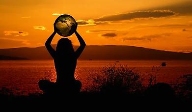 earth held woman orange.jpg