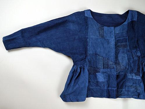 sei-ran 青藍 collection, emi jacket