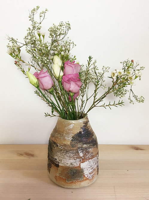 Marimo Green Vase