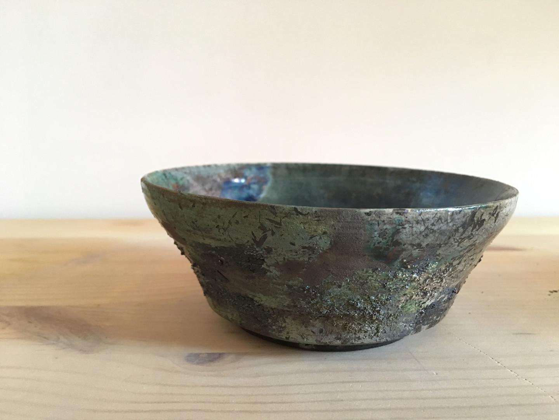 Emi Fujisawa - Raku bowl