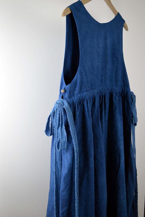 sei-ran 青藍 collection, hata dress
