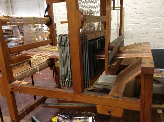 Setted up loom - Emi Fujisawa