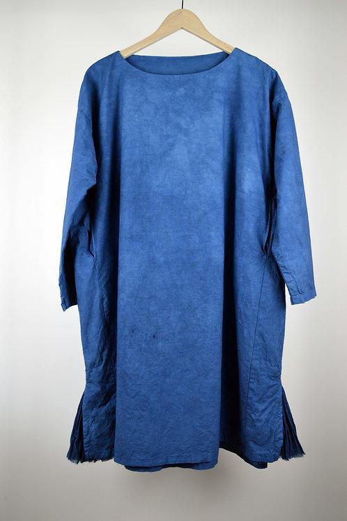 sei-ran 青藍 fashion collection, kaku kaku dress