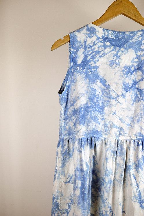 sei-ran 青藍 collection, kira dress