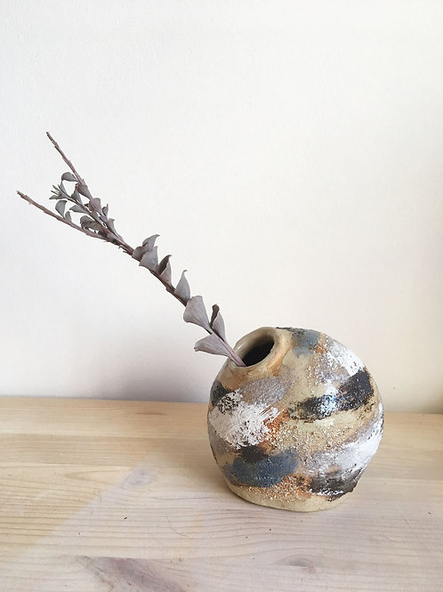 Pocho Vase - Miyako Grey