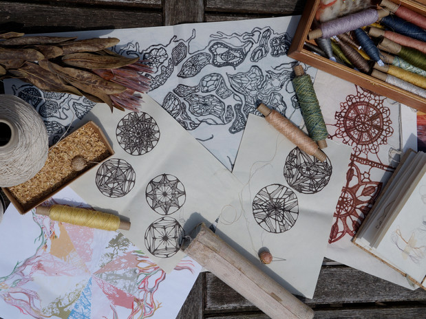 Design for Botanical Balls - Emi Fujisawa