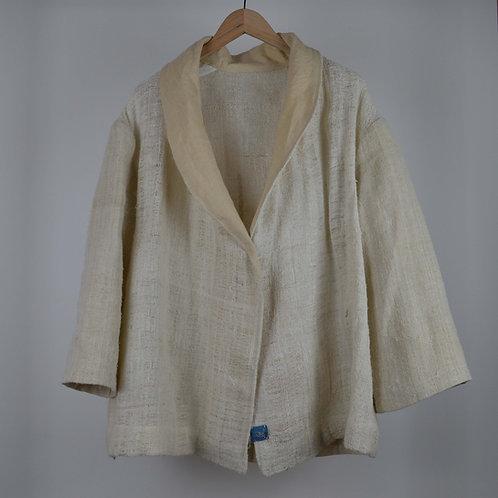sei-ran 青藍 collection, kibiso jacket