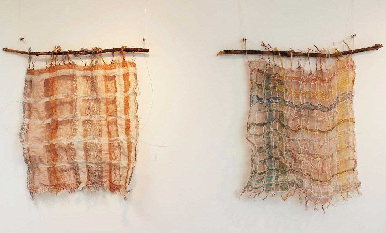 "Poko Poko Work A & B at ""Timeless Tale exhibition"" - Emi Fujisawa"