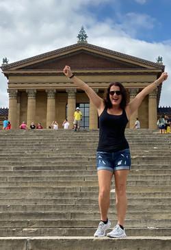 Rocky Stairs Philadelphia, PA