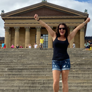 Rocky Stairs, Philly