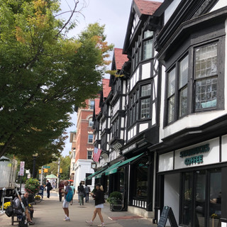 Nassau St. Princeton, NJ