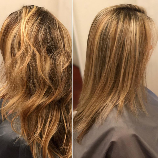 New highlights and reconditioning adds tremendous shine.