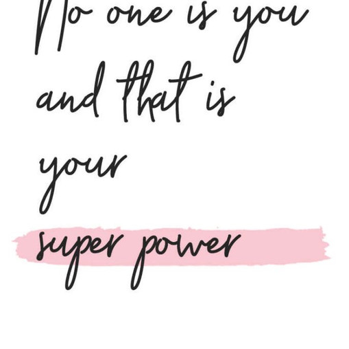 Your Super Power
