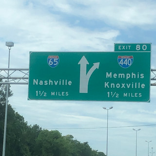 Nashville Bound
